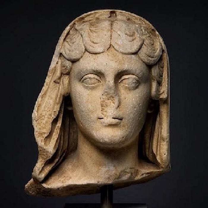 Faustina Nuorempi. The Metropolitan Museum Of Art, New York.