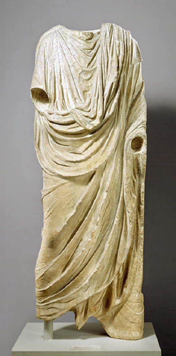 Antiikin Rooma: Tooga Oli Inhottu Vaate