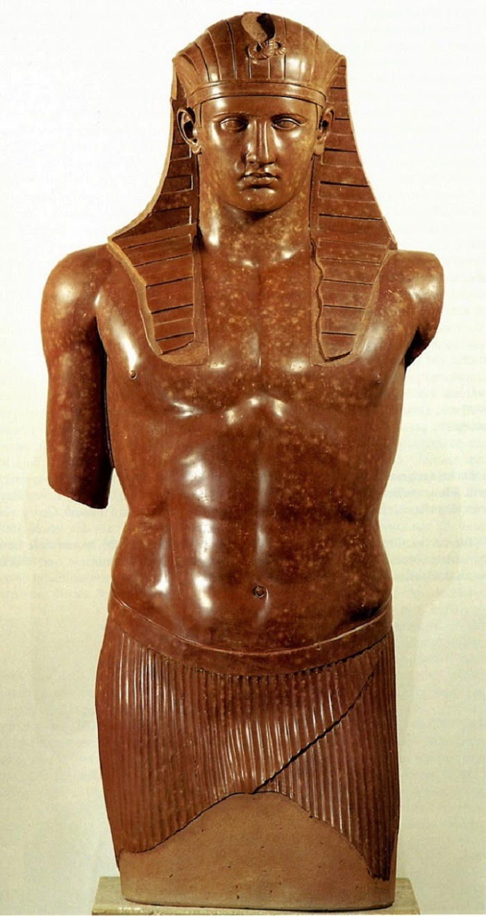 Antinoos egyptiläisten näkemyksen mukaan.