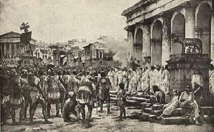 orjuus antiikin rooma 2