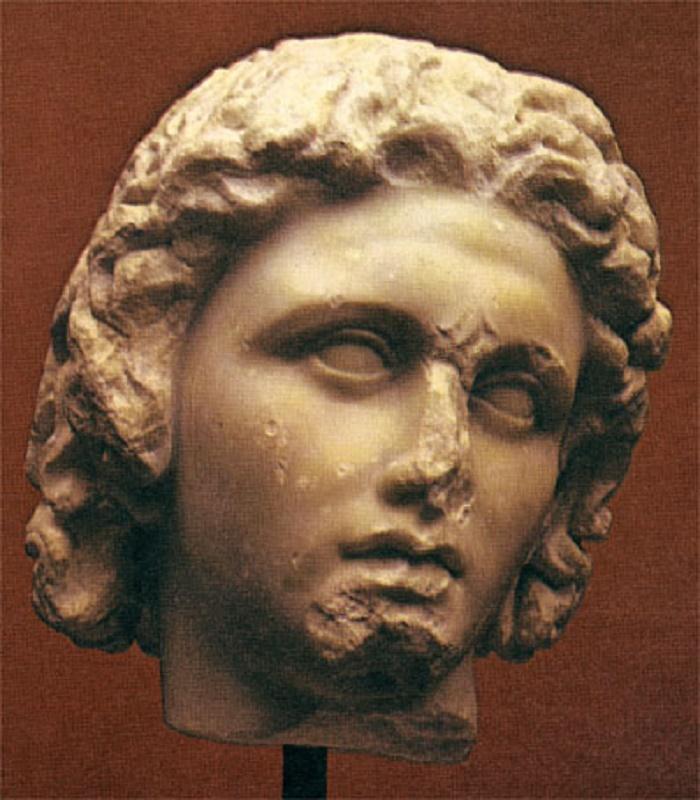 Aleksanteri Suuri (Getty Museum)