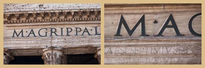 Pantheon-Pediment-inscription