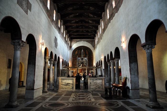 Santa Maria in Cosmedin. Valokuva: Rome.Net