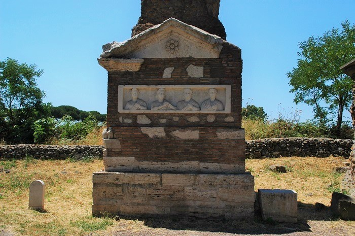 FCO Rome - Via Appia Antica monument 3008x2000 (2)