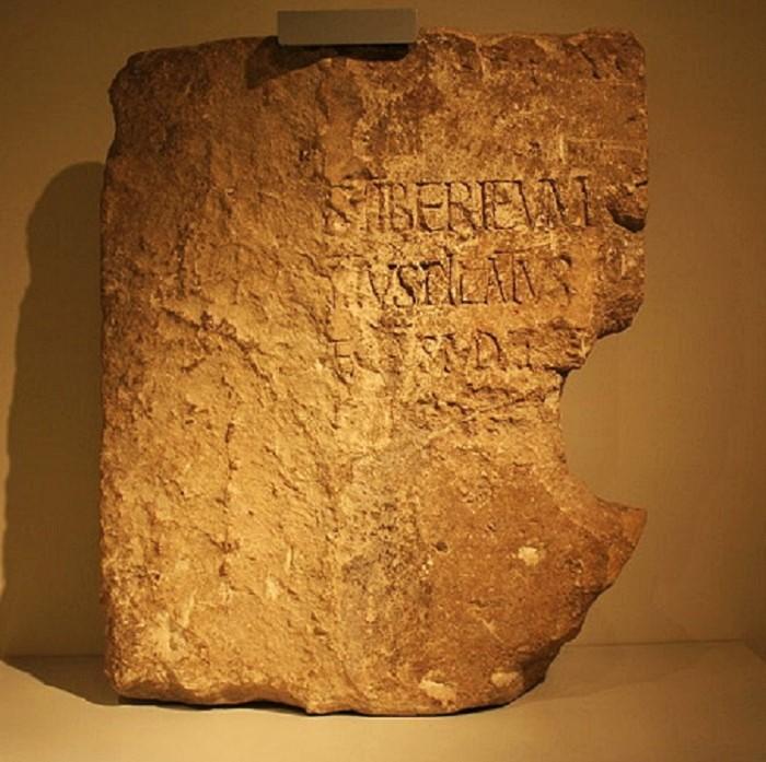 Pilate-Stone