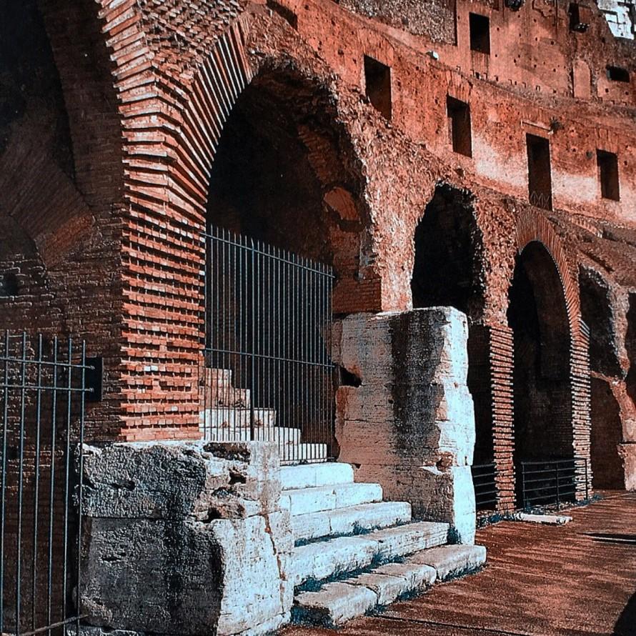 Colosseum sisältä 2