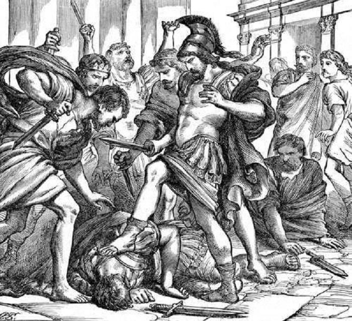 tiberius gracchus death (1)