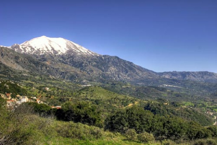 Ida mountain kaz daglari