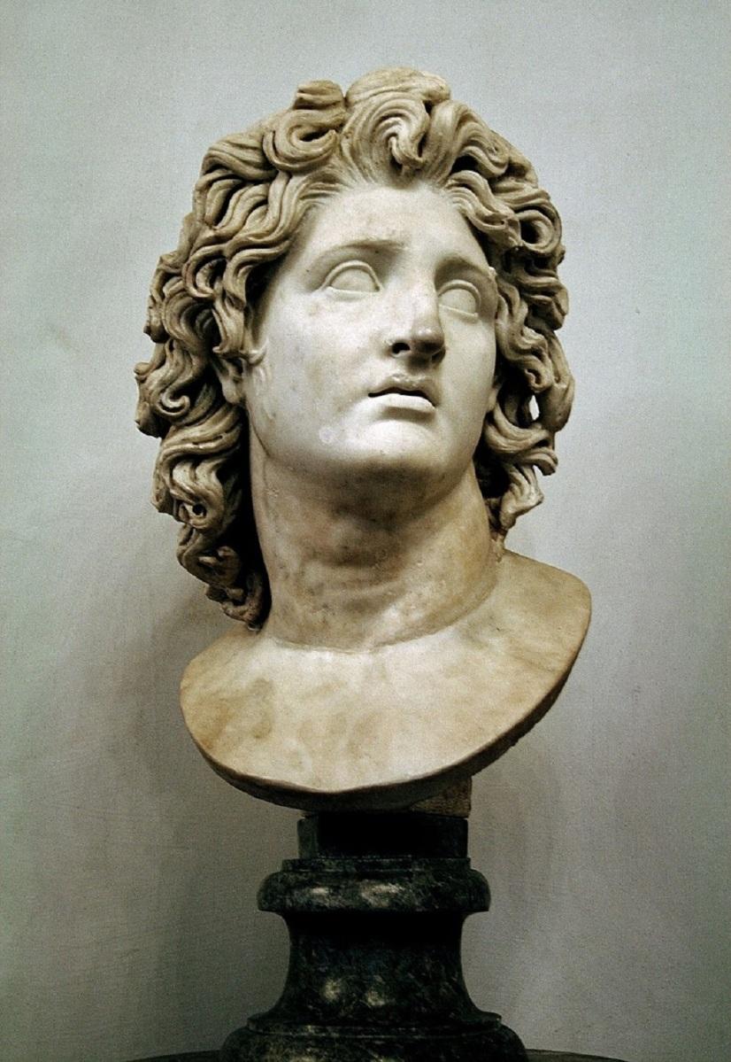 Tänä Päivänä Historiassa: Aleksanteri Suuri syntyy Pellassa vuonna 356 eaa. (2374 v.)