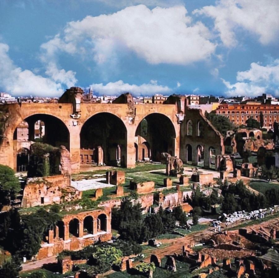 Maxentiuksen basilika